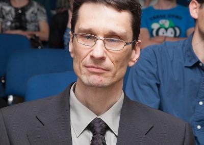 dr. Boštjan Končar, vodja SFA